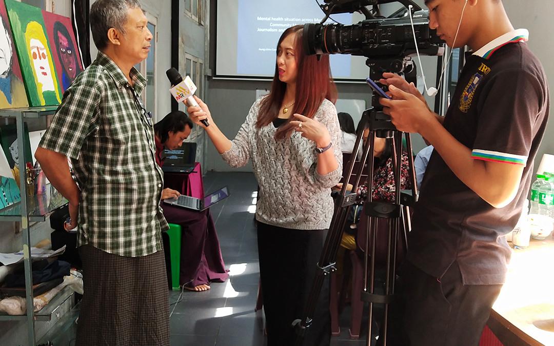 Journalism Training Oct 2019